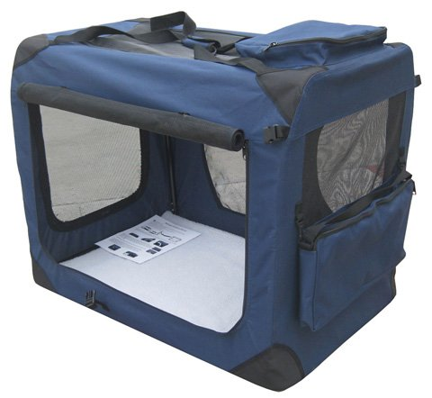 Three-Door Soft Crate By Elitefield review
