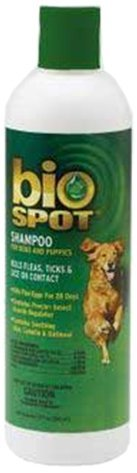 BioSpot Active Care Flea & Tick Shampoo review