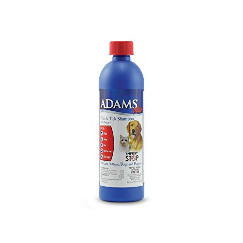 Adams Plus Flea Shampoo with Precor review