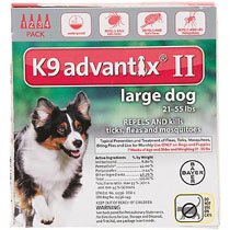 K9 Advantix II flea meds review