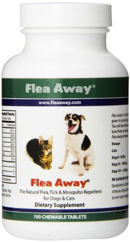 flea away treatment for dogs review