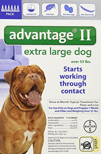 Bayer Advantage II vs advantix review