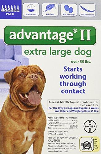 Bayer Advantage II vs advantix review