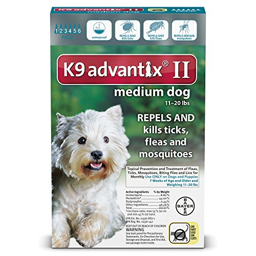 K9 Advantix 2 for dogs review