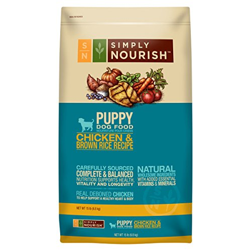 simply nourish puppy food review