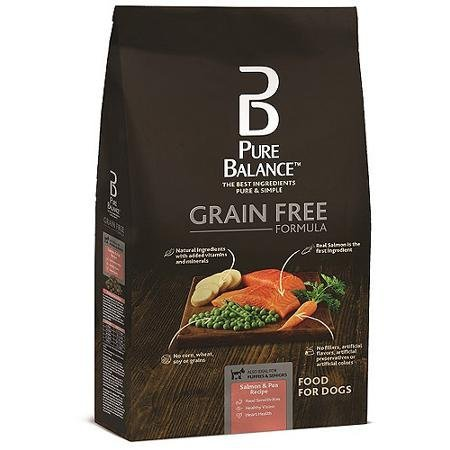review of pure balance dry dog food