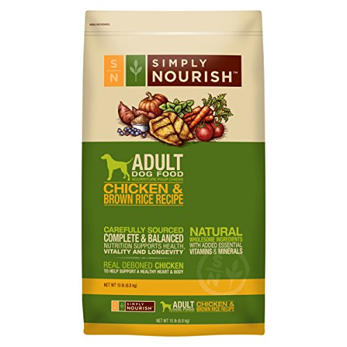 simply nourish dry dog food review