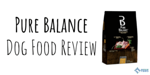 Pure Balance Dog Food Review