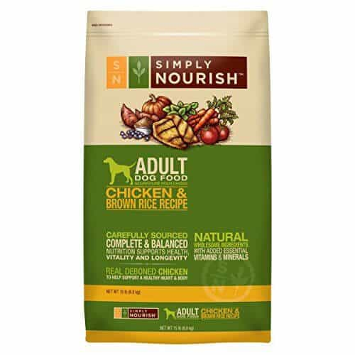 Simply Nourish Dog Food Review Central Park Paws A Pet Blog