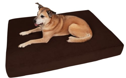"Big Barker 7"" Pillow Top Orthopedic Dog Bed for large and extra large dogs review"