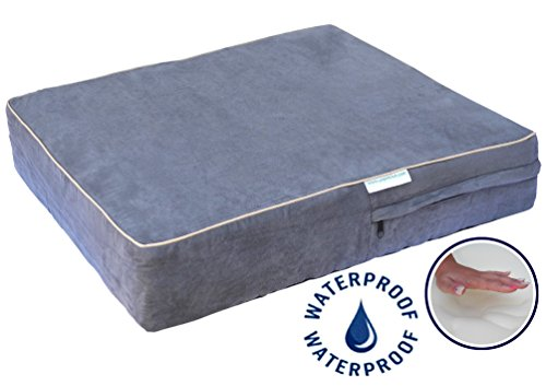 Go Pet Club Orthopedic Memory Foam Pet Bed review
