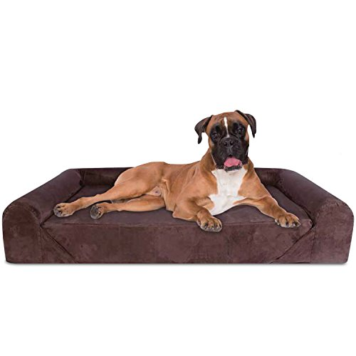 KOPEKS Deluxe XL Orthopedic Memory Foam Sofa Lounge Dog Bed review