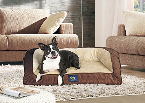 Serta Orthopedic Quilted Couch review