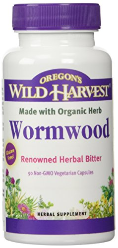 Wormwood for tapeworms in dogs
