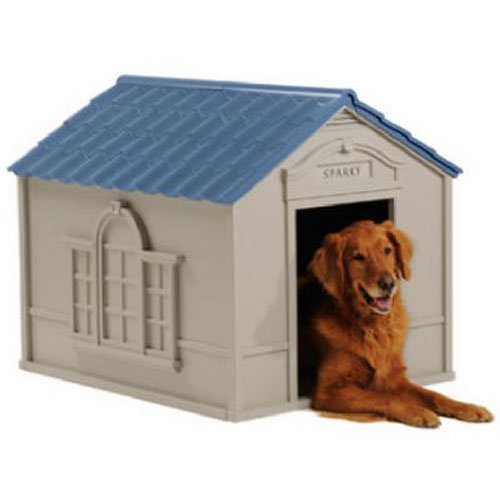 Suncast DH350 Large Deluxe Dog House review