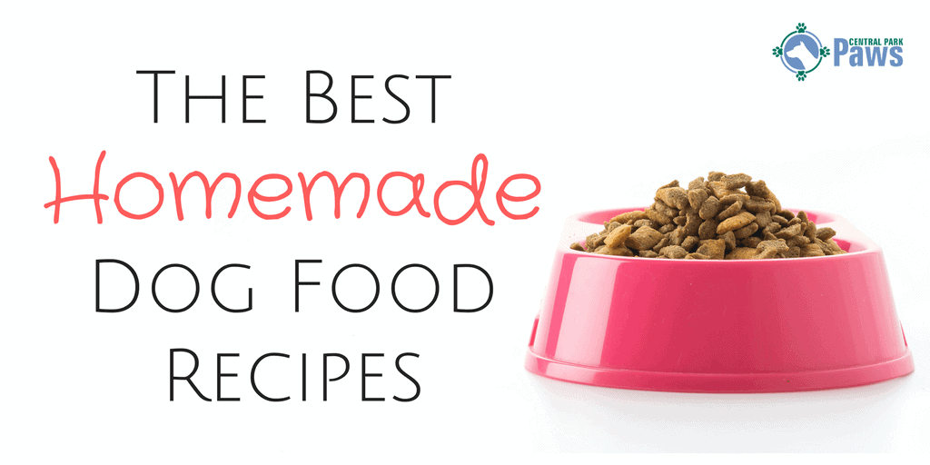 The Best Homemade Dog Food Recipes: 82