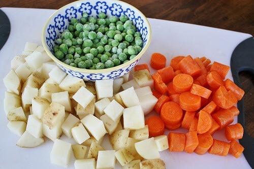 diy dog food beef stew