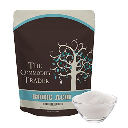 boric acid a natural flea killer