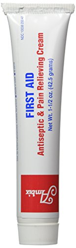 Antiseptic cream - use when removing ticks from your dog