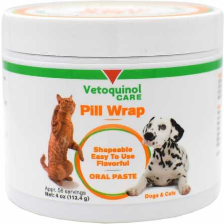 Vetoquinol Pill Wrap shapeable paste