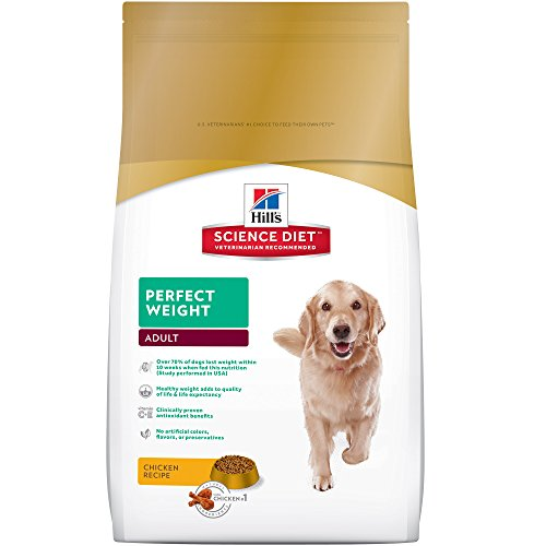 Hill's Science Diet Perfect Weight Dog Food for Obese Dogs