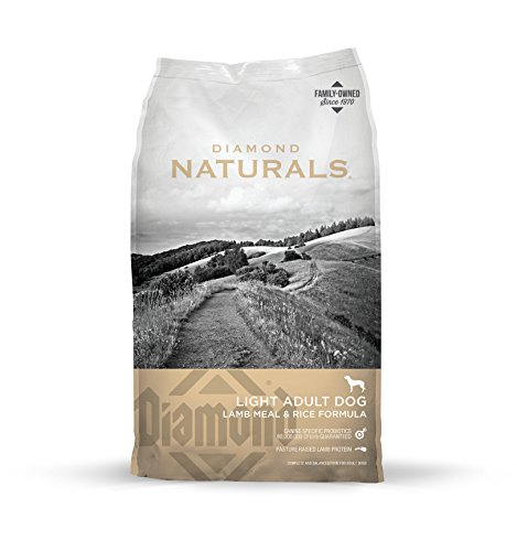 Diamond Naturals Light Dog Food for Overweight Dogs