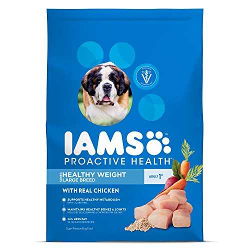 Iams Healthy Weight Dog Food review
