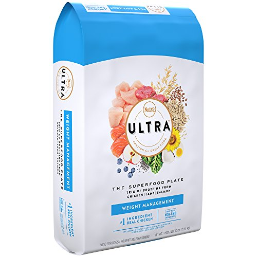 Nutro Ultra Weight Management Dog Food for Dogs with Weight Problems