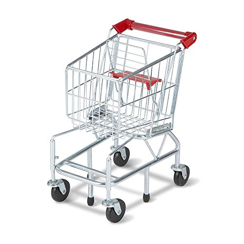 shopping cart for buying dog food