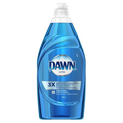 Blue Dawn Dish Soap Kills Fleas on dogs