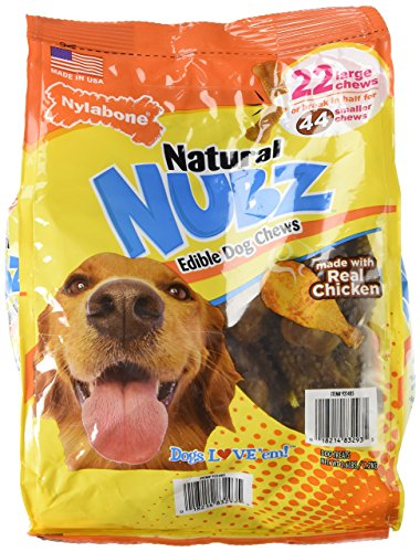 Nylabone edible dog treats