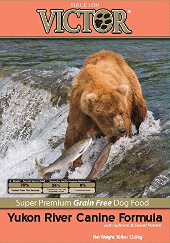 Yukon River Canine Formula is Great grain free Dry Dog Food for Goldendoodles