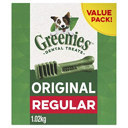greenies unique shape clean dogs teeth