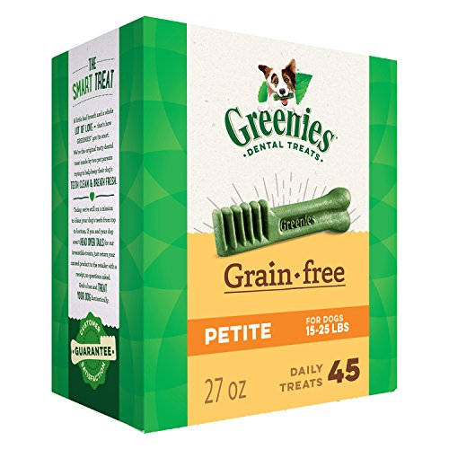greenies grain free formula for gluten allergies