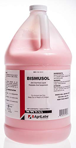 Bismusol bismuth subsalicylate pepto bismol for dogs acid reflux anti diarrheal