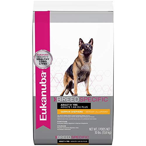 EUKANUBA Breed-Specific German Shepherd Dog Food
