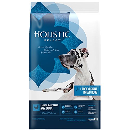 Holistic Select Natural Adult Dry Dog Food