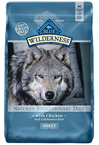 Blue Buffalo Wilderness High Protein Grain Free Adult Dry Dog Food