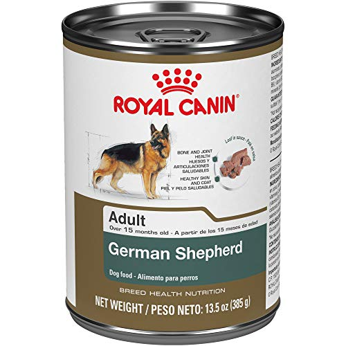 Royal Canin Breed Health Nutrition German Shepherd Wet Canned Dog Food