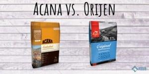 Acana vs Orijen Dog Food Review Comparison