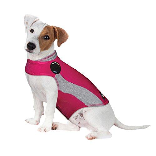 ThunderShirt Polo anti-anxiety calm polo shirt pink colors