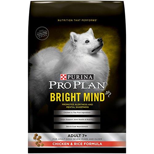 purina pro plan bright mind adult old dog cognitive smarts intelligence formula