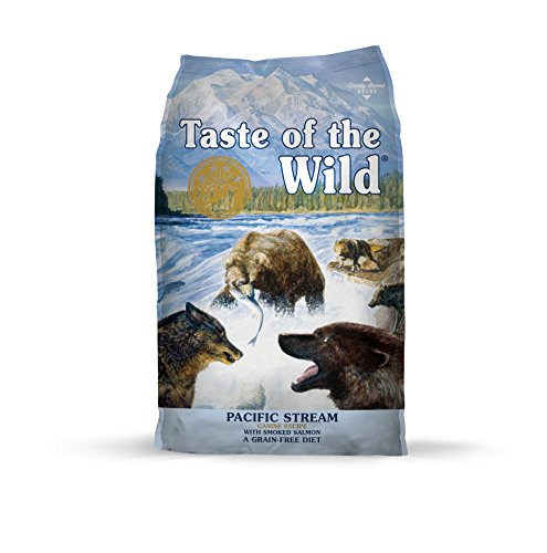 Taste of the Wild pacific stream with smoked salmon grain free dog food