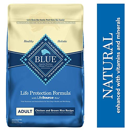 Blue Buffalo healthy holistic life protection formula with life source bits