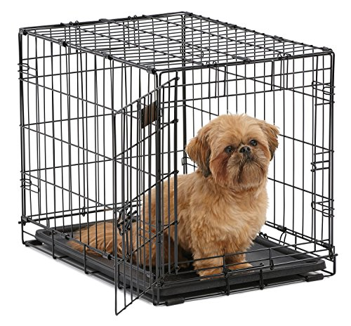 Crate training cruelty not if dog is properly trained