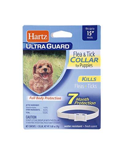 Harts ultra guard water proof resistant flea tick collar
