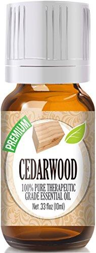 Cedarwood Oil Eliminates Fleas