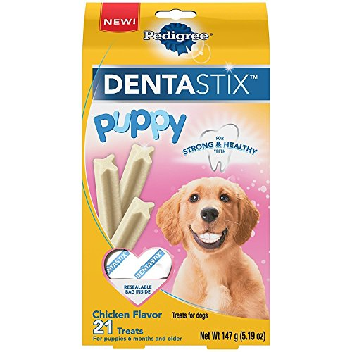Dentastix safe give to puppy 6 months older weeks young