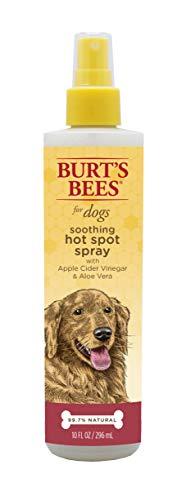 Burt's Bees soothing hot spot spray pain relief apple cider vinegar