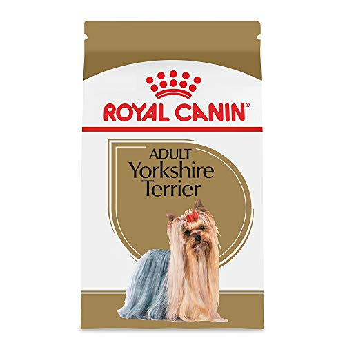 Royal Canin adult dry dog food breed specific Yorkshire Terrier quality